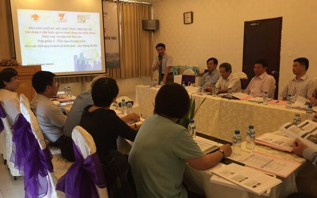 Hội thảo tổng kết hoạt động đào tạo tại TP. Hồ Chí Minh 5/6/2015