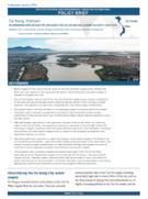 Các khuyến nghị về giải pháp thích ứng với BĐKH đối với các công trình cấp nước Cầu Đỏ và Hoà Liên