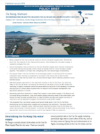Recommendations on Adaptive Measures for Cau Do and Hoa Lien Water Supply Facilities (Policy Brief)