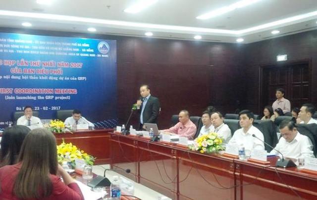Ông Lê Quang Nam, Giám đốc Sở Tài nguyên và Môi trường